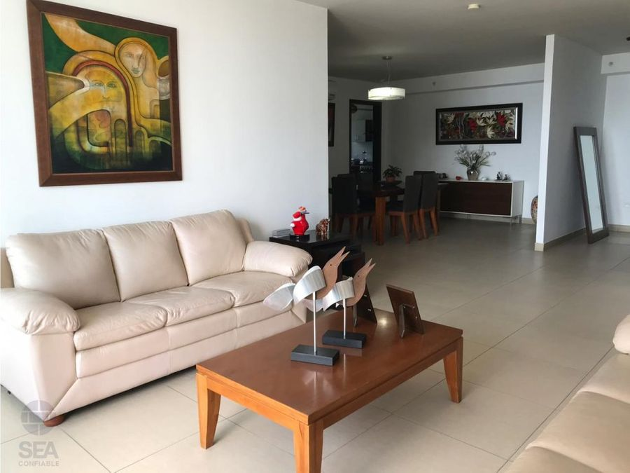 vendo apartamento costa del este ph country club