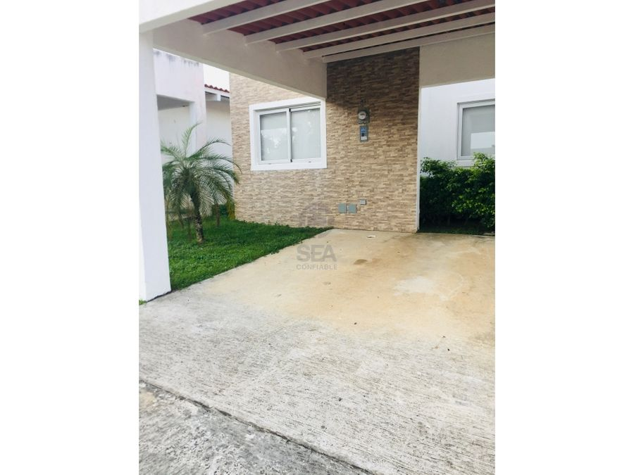 casa en venta arraijan country club