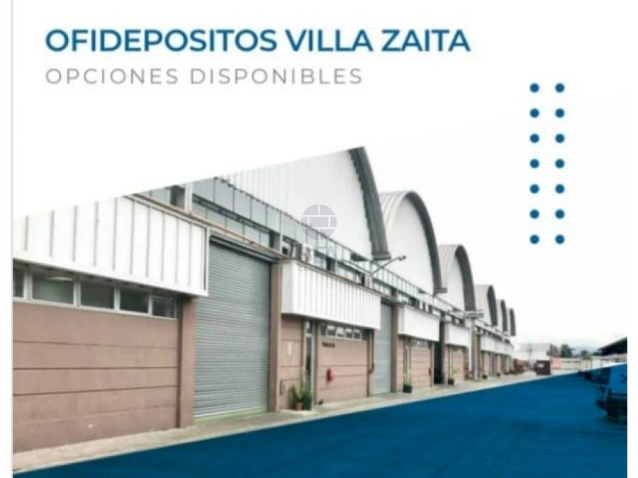 sea confiable alquila ofidepositos en villa zaita