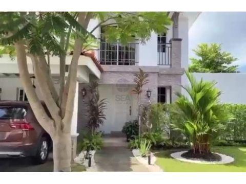 sea confiable vende casa amoblada en quintas de versalles modelo lyon