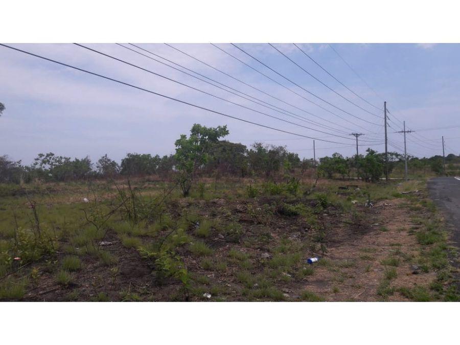 sea confiable vende terreno en san carlos frente a hacienda pacifica