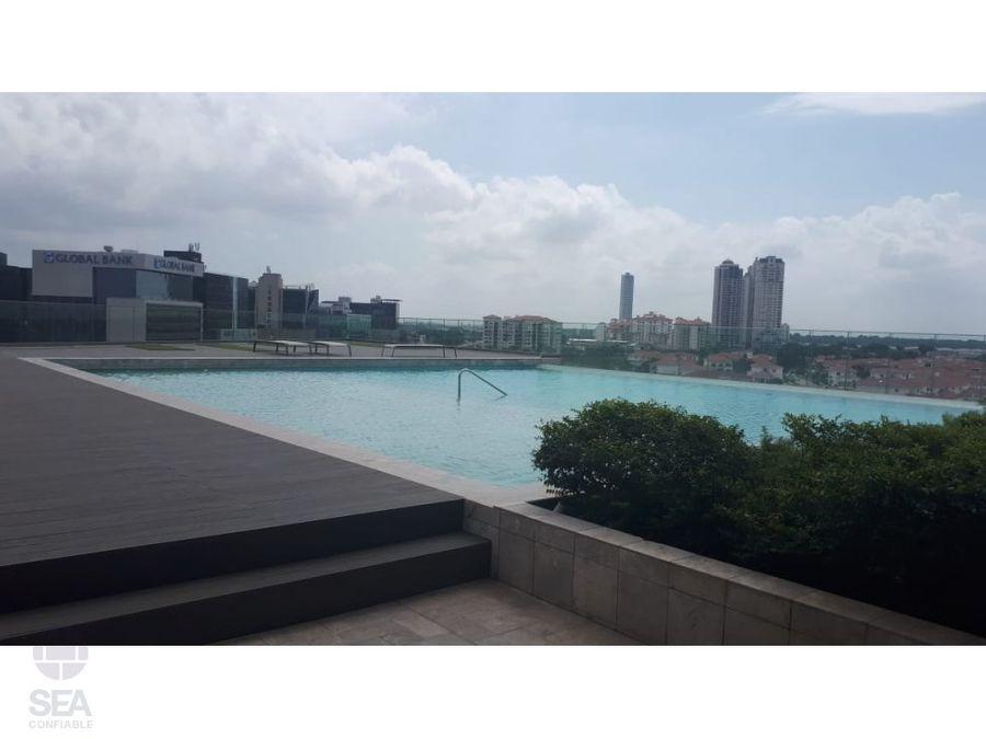 venta de apartamento amoblado en green view