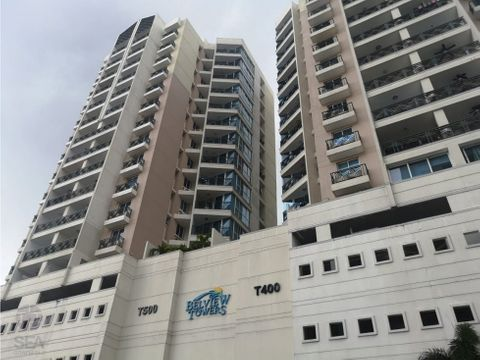 vendo apartamento en ph belview torre 500