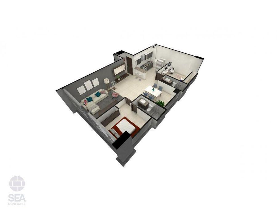venta de apartamento en torres de montserrat