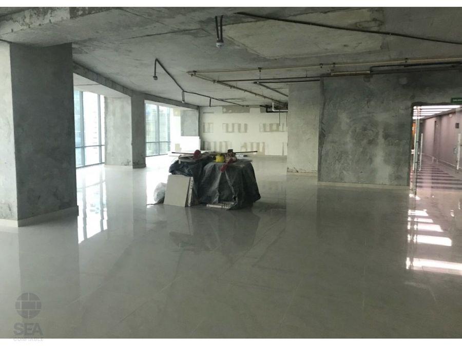 venta oficina 925mt2 en financial park