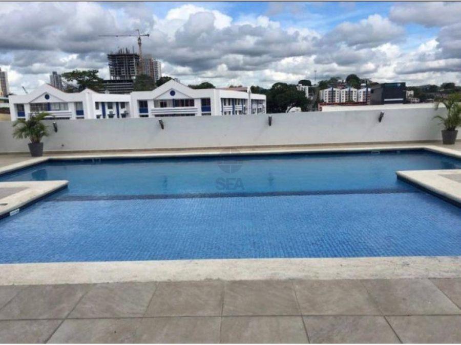 alquiler apartamento amoblado ph riverside via espana
