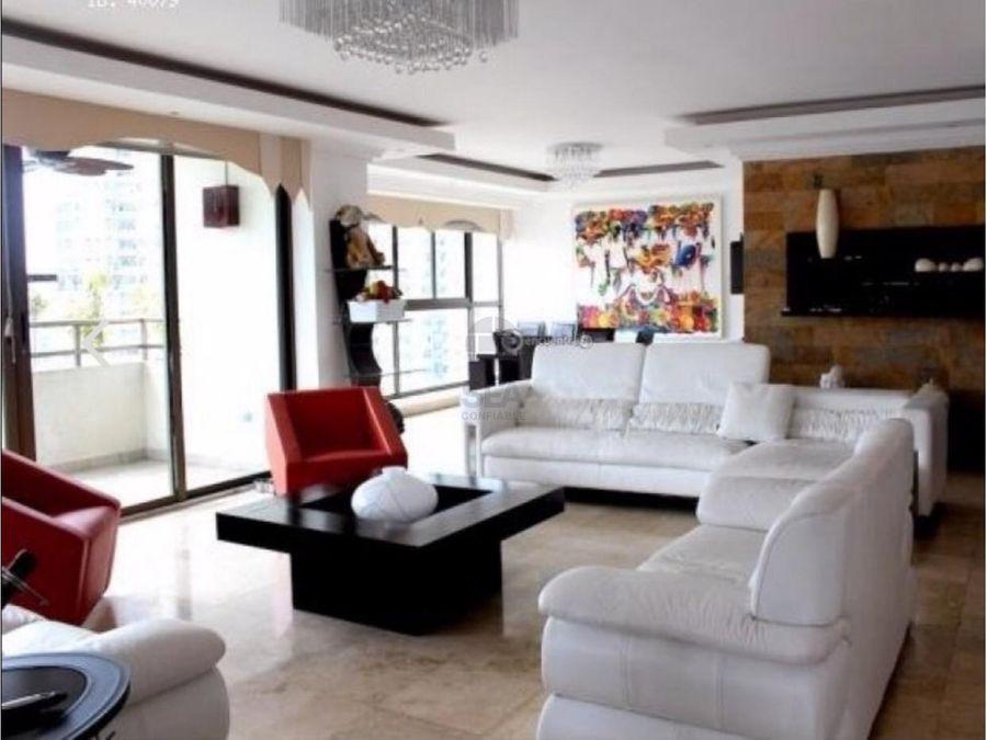 se vende hermoso apartamento en ph ocean park