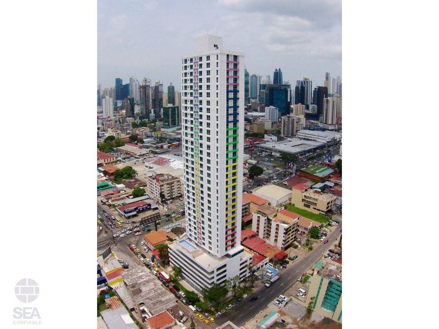 venta de apartamento ph rainbow 98 mts