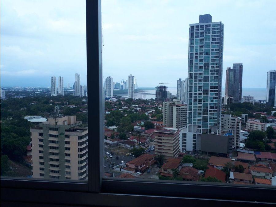 alquiler de apartamento en ph sky blue solo linea blanca