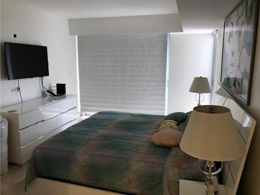 apartamento amoblado en alquiler en el ph yoo
