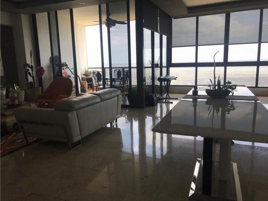 se vende apartamento ph panama bay 336 mts