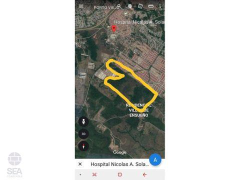 venta terreno de 19 hectareas en chorrera