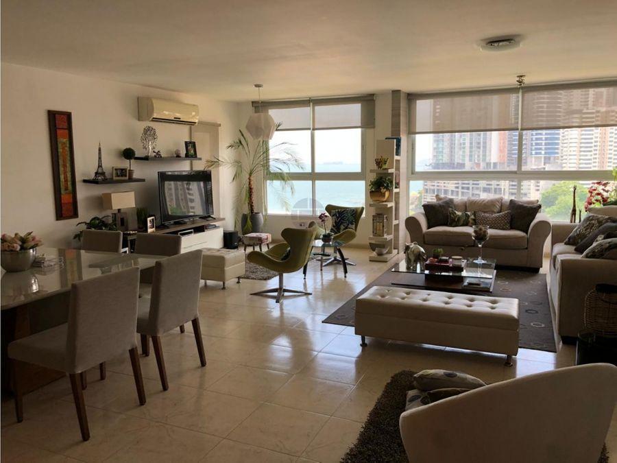 se vende apartamento en ph pacific star punta pacifica