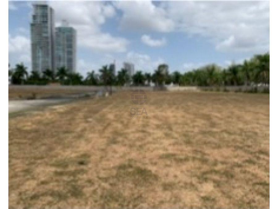 sea confiable vende lote de terrero residencial en costa del este