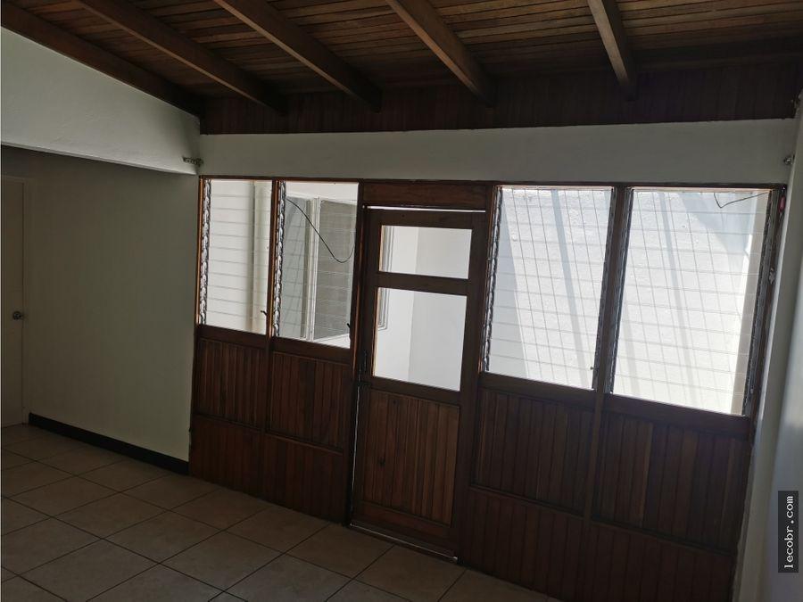 alquilo casa apartamento de una planta la guaria moravia 800