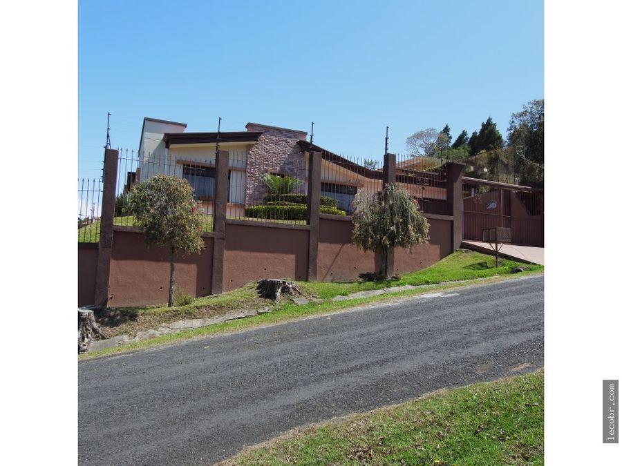 casa una planta residencial alpes de coronado