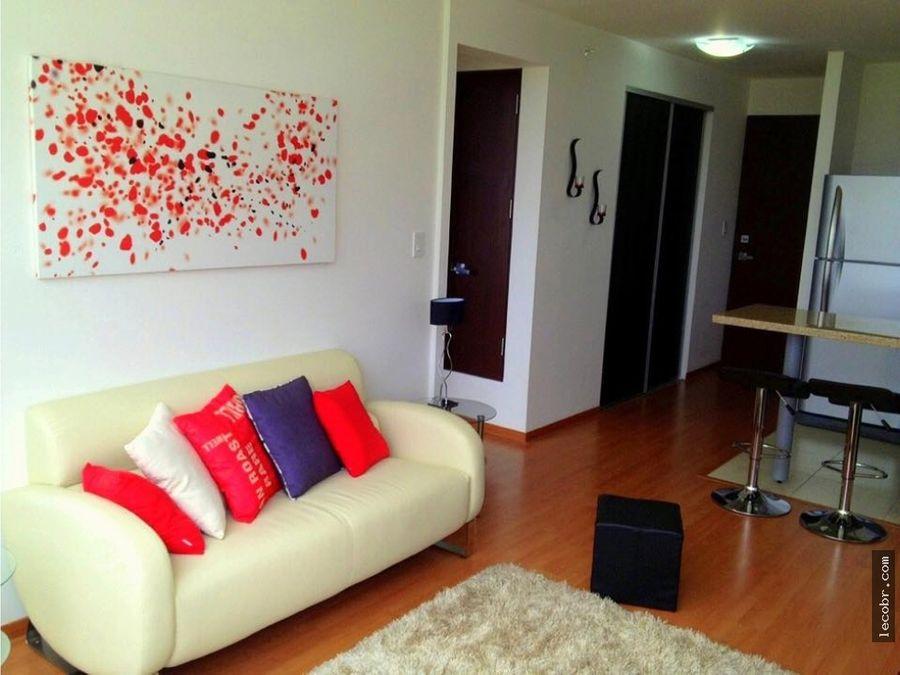alquiler apartamento amueblado bellavista lagunilla heredia