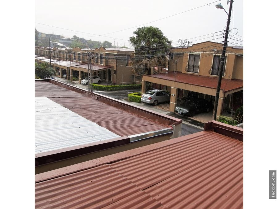 alquilo casa condominio la pradera moravia la trinidad 450000