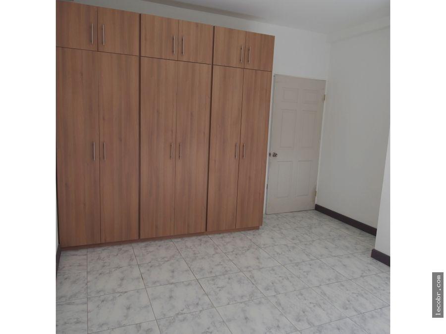 alquilo apartamento moderno planta baja san vicente moravia