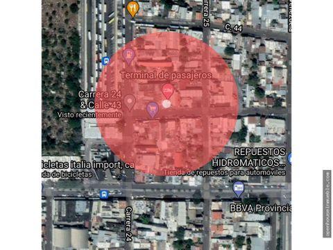 casa calle 43 centro de barquisimeto