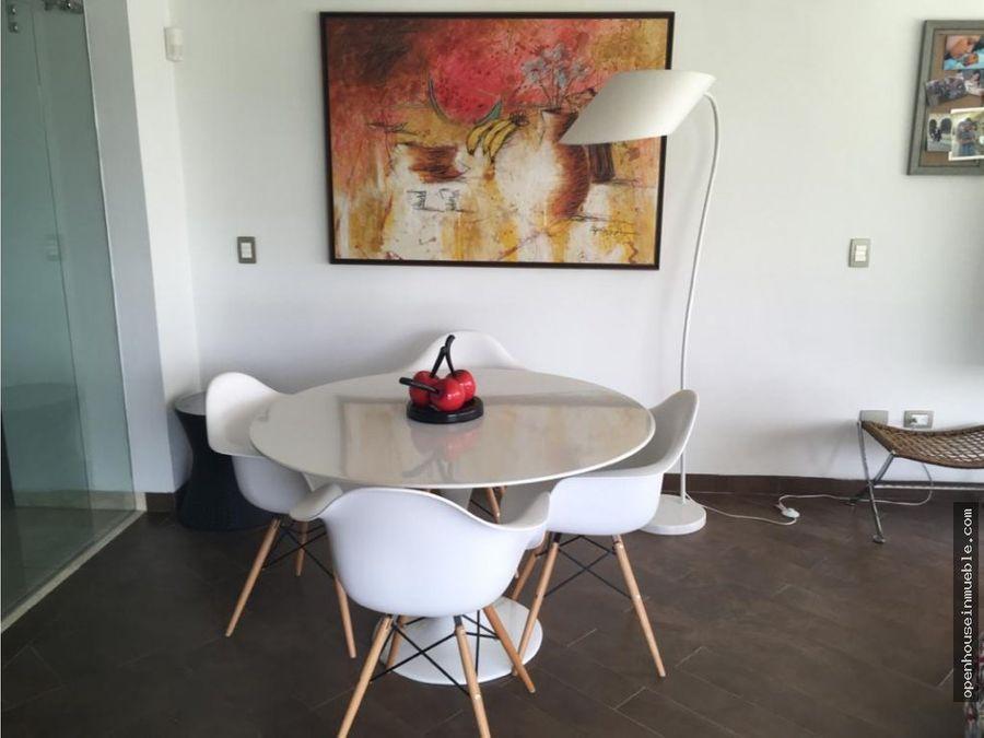apartamento res candelecho urb pedregal