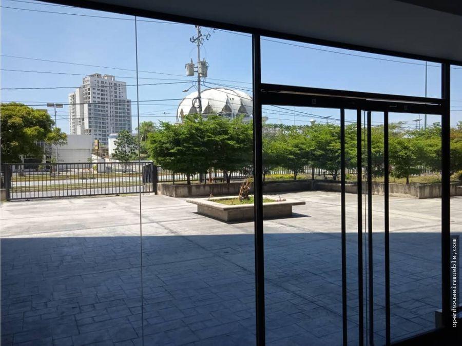 oficina torre financiera av venezuela