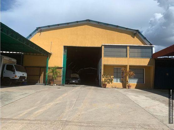 galpon zona industrial iii