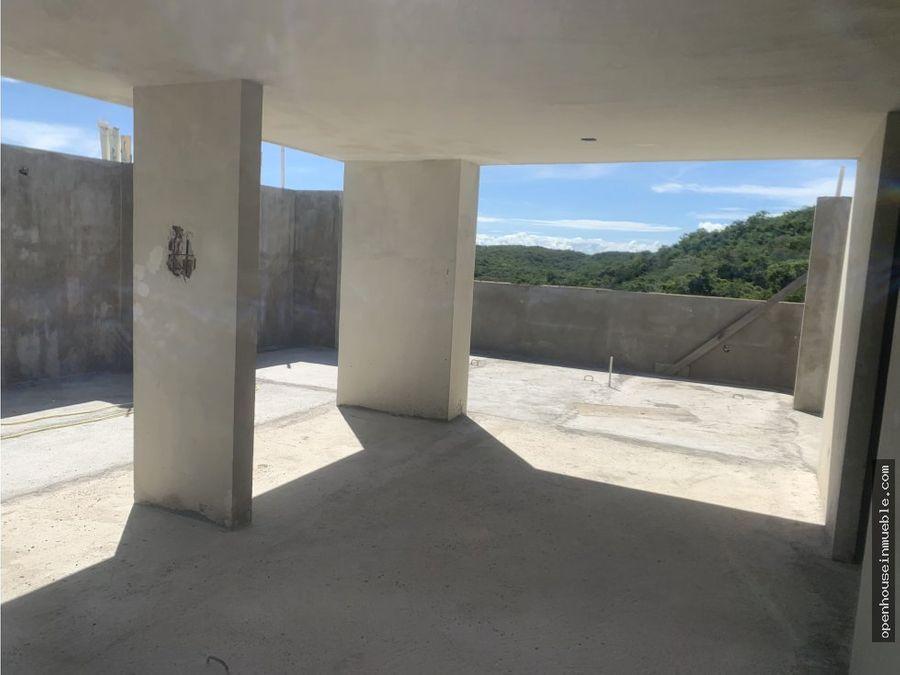 apartamento urb colinas del viento 87m2 85m2 de terraza