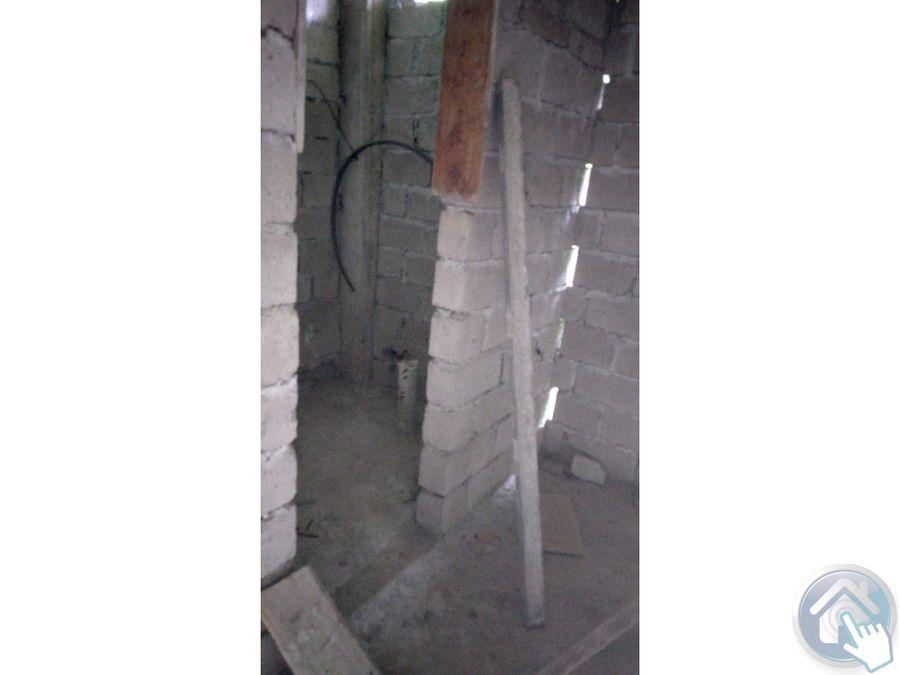 venta de casa en obra gris tecnipetrol esmeraldas