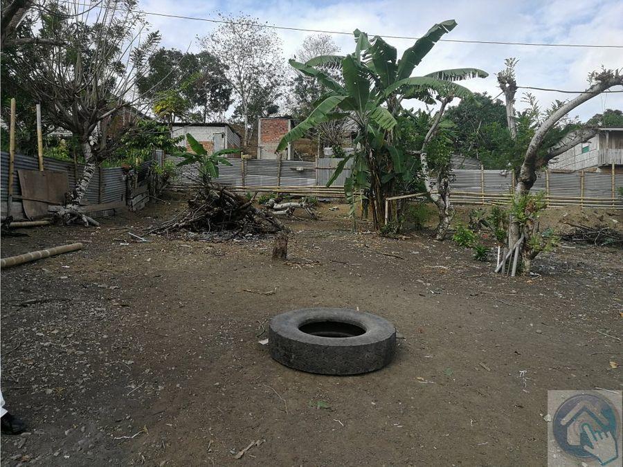 venta de terreno lucha de los pobres esmeraldas