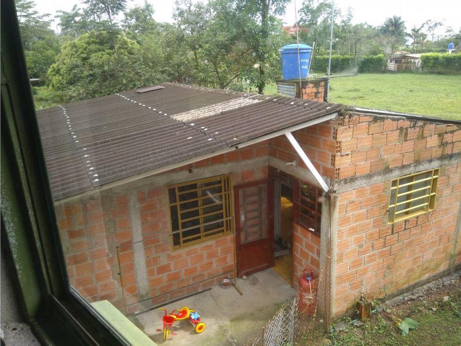 casas acacias km 4 via guamal venta o permita