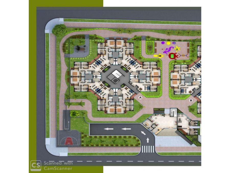 nuevo proyecto torres del llano apartamentos