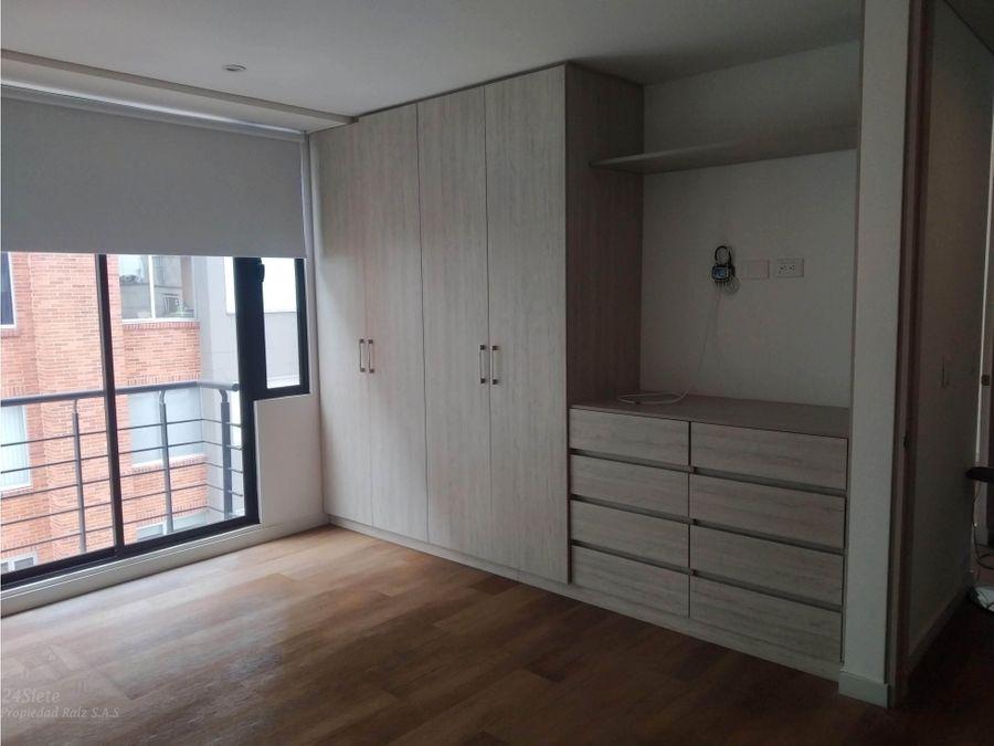 vendemos apartamento en calle 85