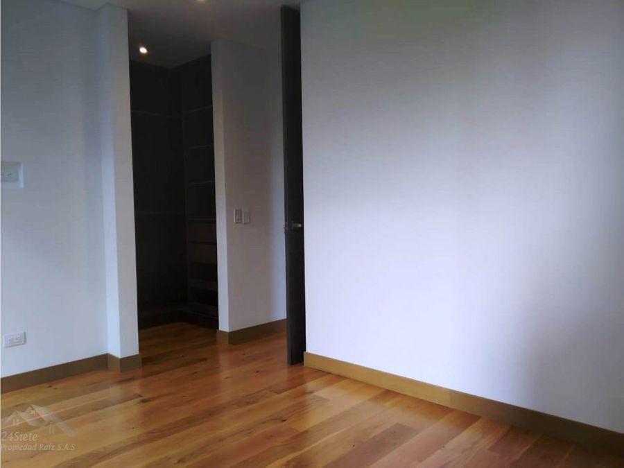 apartamento para estrenar santa bibiana
