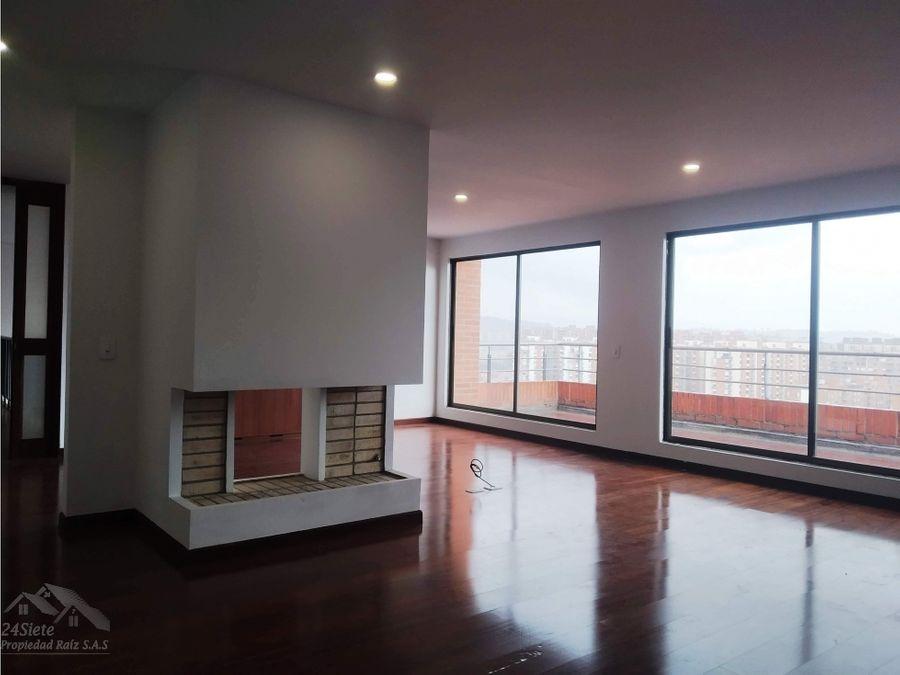 colina campestre vendemos hermoso penthouse