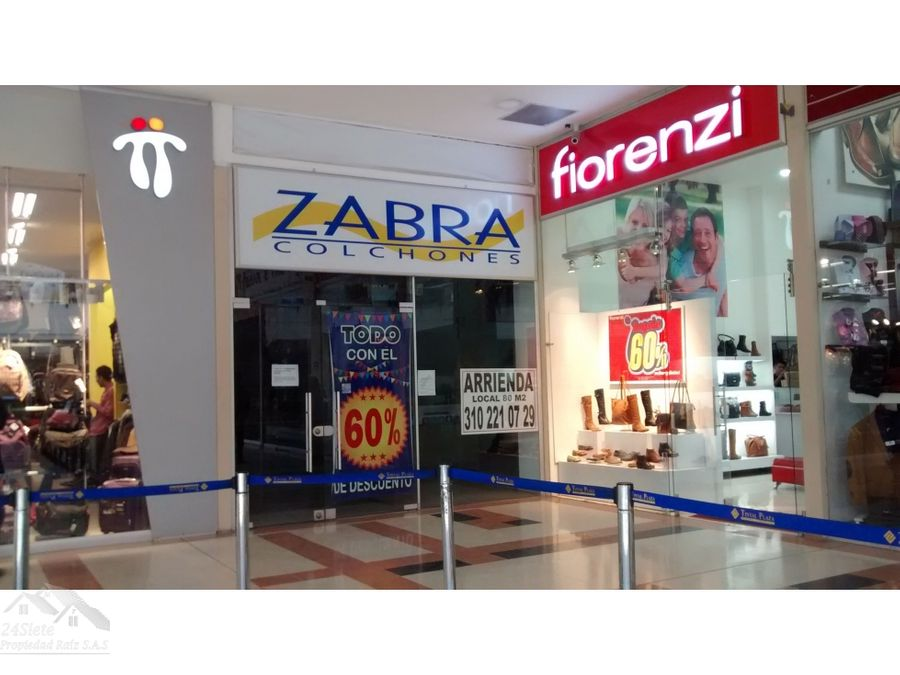 venta local 101 centro comercial tintal plaza plazoleta central