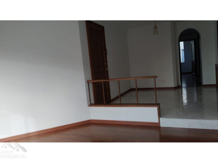apartamento en cedritos capri exterior 3 habitaciones