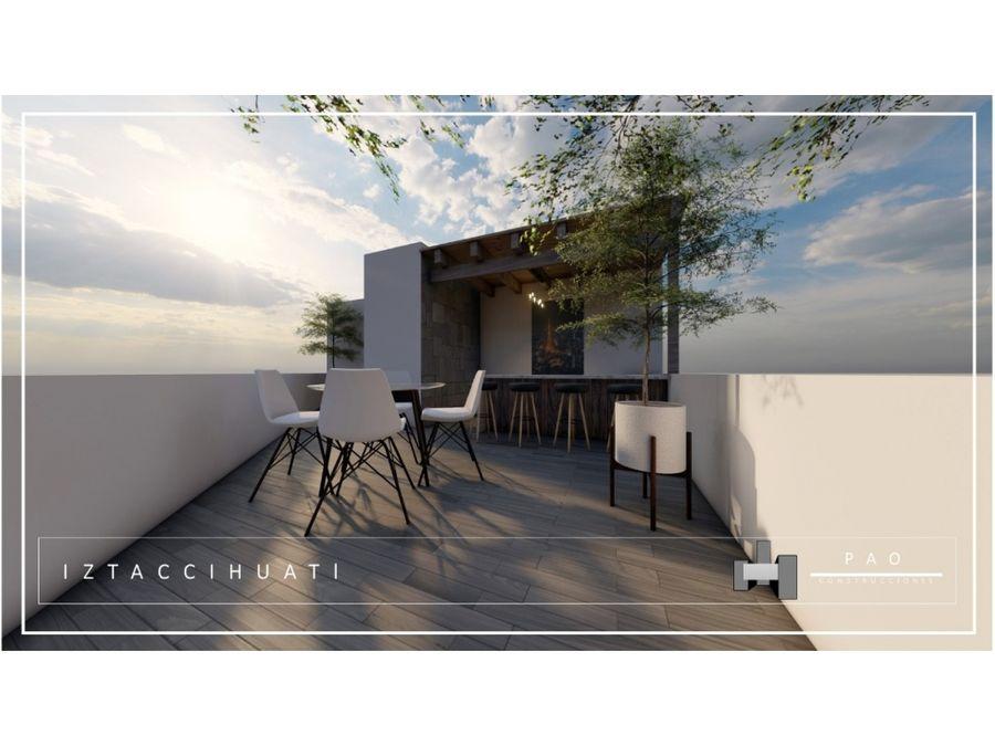 departamentos en preventa residencial iztaccihuatl 65 coyoacan cdmx