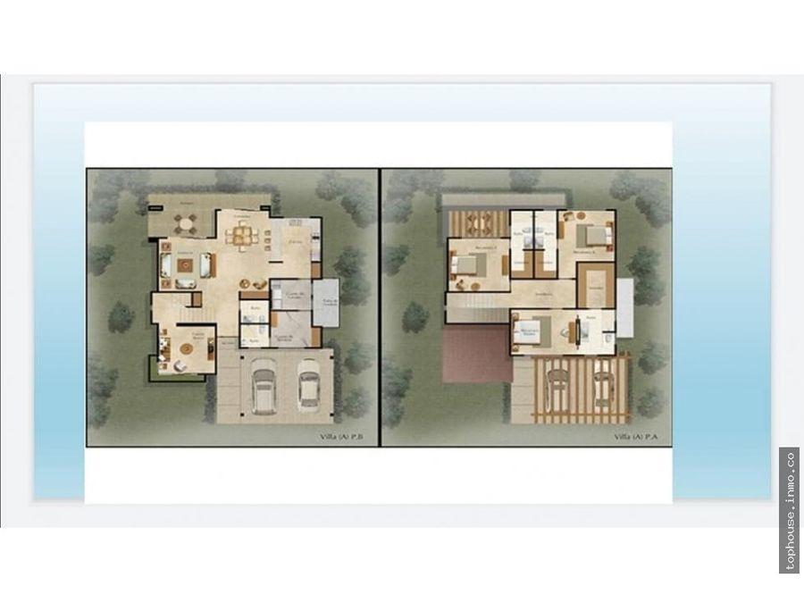 villa en venta country club merida yucatan