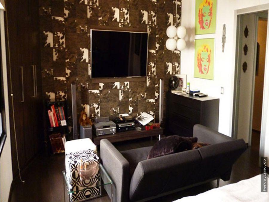 apartamento en alquiler en la castellana caracas