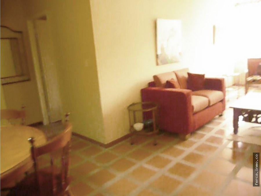 apartamento en alquiler en el rosal caracas