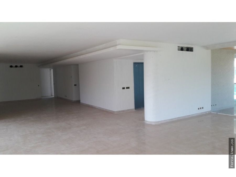 apartamento en venta urb campo alegre