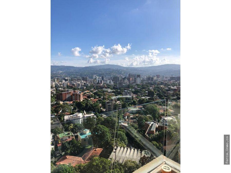 apartamento en venta urbanizacion altamira
