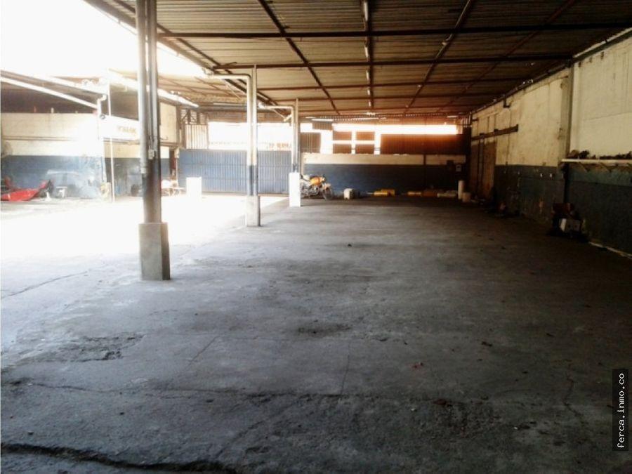 galpon industrial en venta en boleita sur caracas