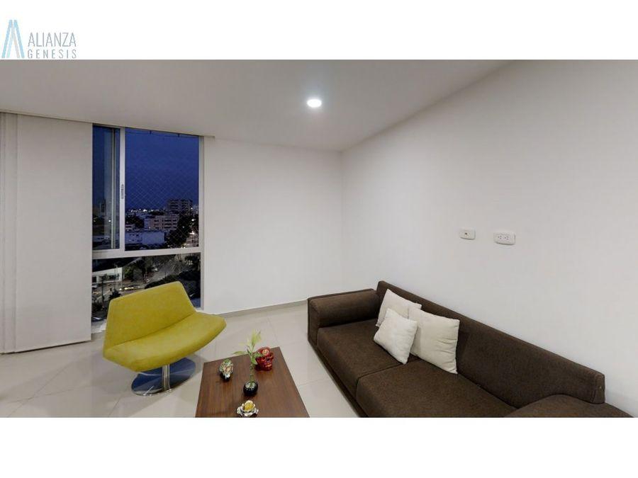 apartamento en venta con 105m2