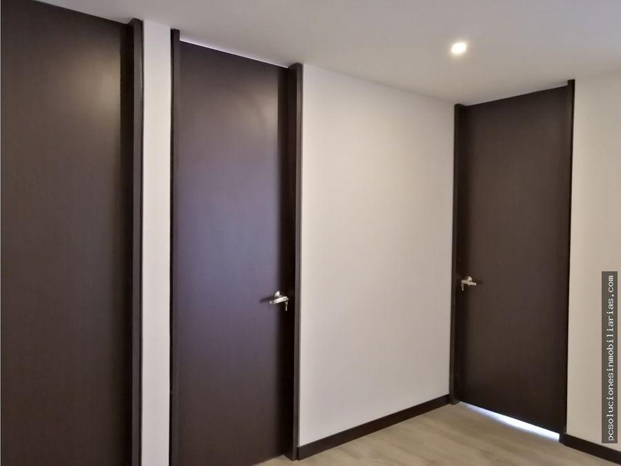 apartamento en venta y arriendo santa bibiana usaquen