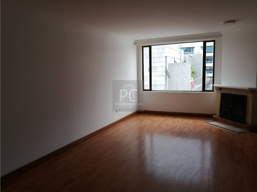apartamento duplex ph en venta santa barbara usaquen