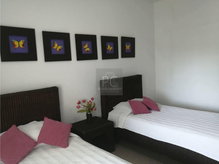apartamento amoblado en cartagena morros