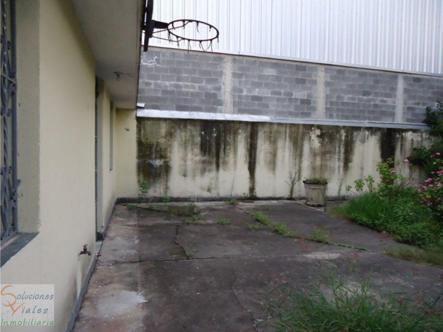 vendo casa para remodelar o demoler zona 1