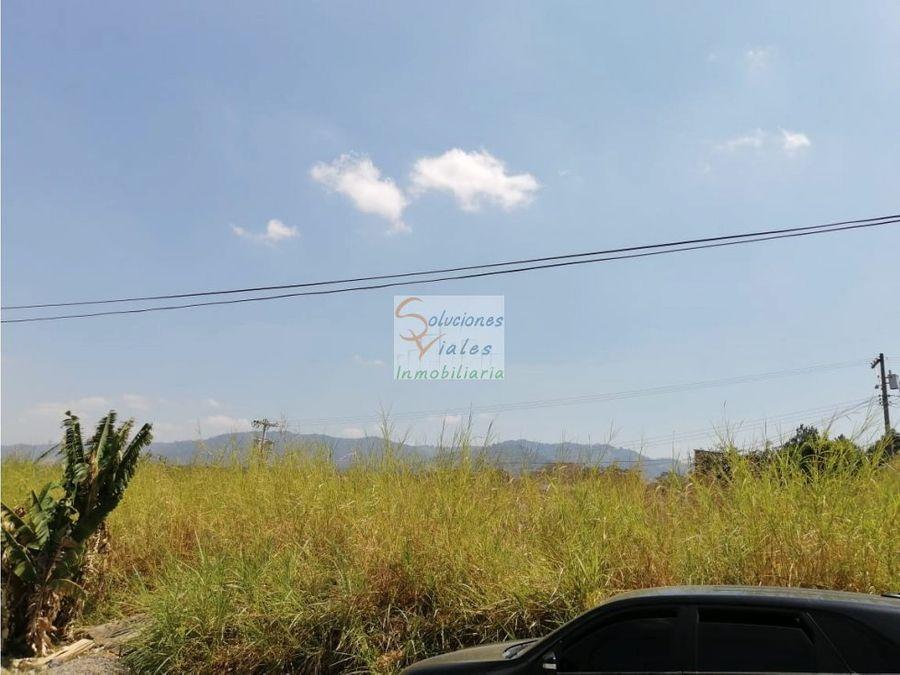 vendo terreno en residenciales los eucaliptos san miguel petapa